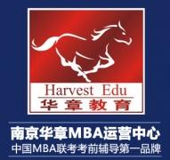 南京华章MBA培训中心